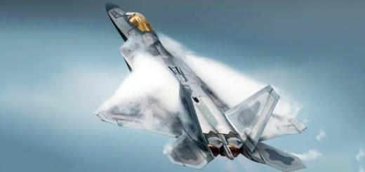 «Трое на одного»: стоимость 1 часа полета американского F-22 и русского Су-35