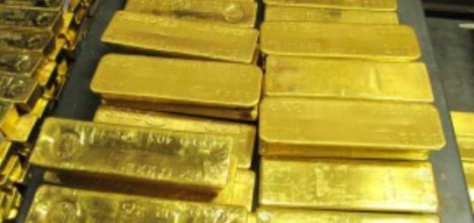 «Золотая» стратегия России сработала