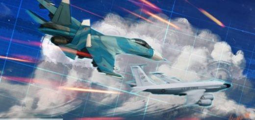 Китайское издание Sohu прокомментировало недавний перехват американского и шведского самолетов-разведчиков истребителем ВКС РФ Су-27 в небе над Балтийским морем.