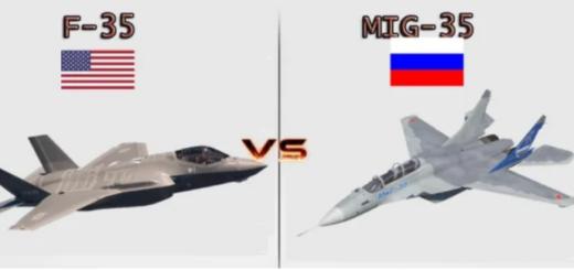 МиГ-35 «переплюнул» невидимку F-35