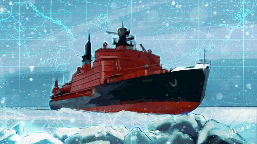 Китайские СМИ оценили план России по защите арктического фарватера с помощью «Утконоса»