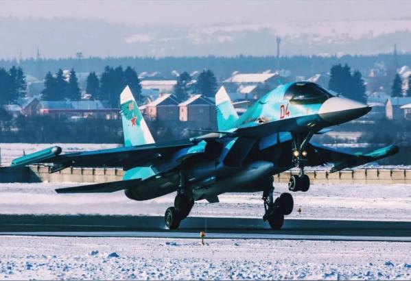 Чем закончилась попытка всей грузинской ПВО уничтожить один Су-34 РФ: в НАТО его прозвали «Защитник»