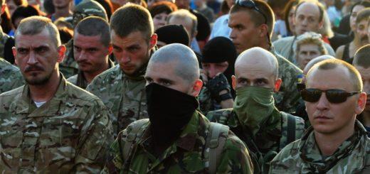 Бойцы ВСУ утопили сослуживцев в Донбассе