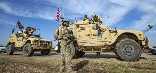 Американцы готовят «ответку» за наезд русского БТР на их бронеавтомобиль