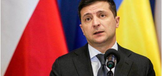 Зеленский обрушил статус Украины обращением к Байдену по «деоккупации»